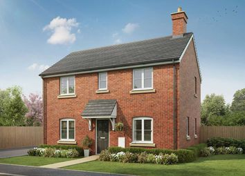 "Thumbnail 3 bed detached house for sale in ""The Mountford"" at Moorslade Lane, Falfield, Wotton-Under-Edge"