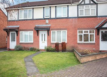 Thumbnail 2 bed terraced house for sale in Rochester Close, Nuneaton