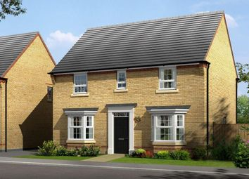 "4 bed detached house for sale in ""Bradgate"" at ""Bradgate"" At Popes Piece, Burford Road, Witney OX28"