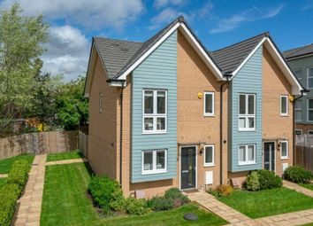 Thumbnail 3 bed semi-detached house for sale in Bridgeview Close, Apsley
