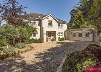 Thumbnail 5 bed detached house for sale in Wey Road, Weybridge
