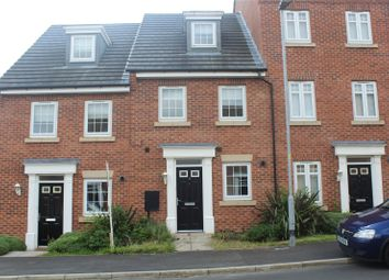 Thumbnail 3 bed terraced house to rent in Bishops Way, Castleford, West Yorkshire