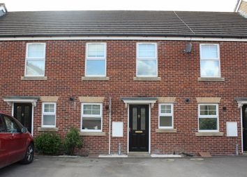 Thumbnail 2 bed terraced house for sale in Barnsdale Way, Pontefract