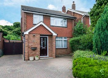 Thumbnail 3 bedroom detached house for sale in Oakley Park, Bexley