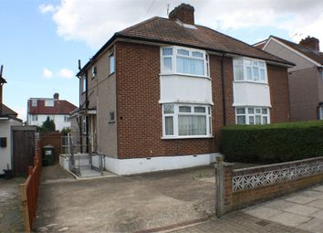 Thumbnail 2 bedroom semi-detached house for sale in St Davids Drive, Edgware, Middlesex