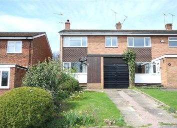 Thumbnail 3 bed end terrace house for sale in Lindley Close, Harpenden, Hertfordshire