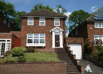 Thumbnail 4 bed detached house for sale in Ravenswood Park, Northwood