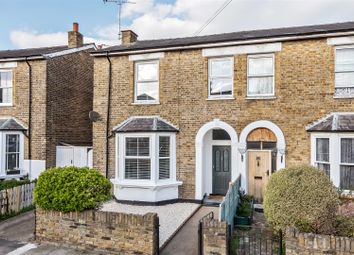 Thumbnail 3 bedroom semi-detached house to rent in Denmark Road, Kingston Upon Thames