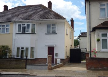 Thumbnail 3 bedroom semi-detached house to rent in Brunswick Park Road, Arnos Grove