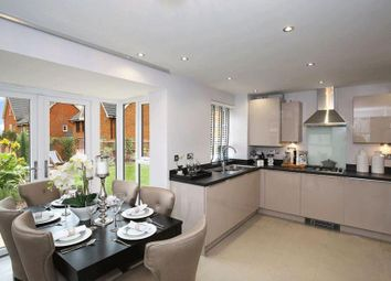 "Thumbnail 4 bedroom detached house for sale in ""Hexley"" at Fen Street, Brooklands, Milton Keynes"