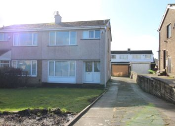 Thumbnail 3 bedroom semi-detached house for sale in Illingworth Close, Halifax