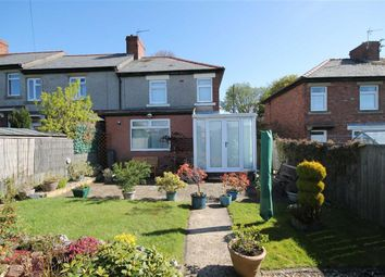 Thumbnail 3 bedroom end terrace house for sale in Beech Avenue, Crook, County Durham