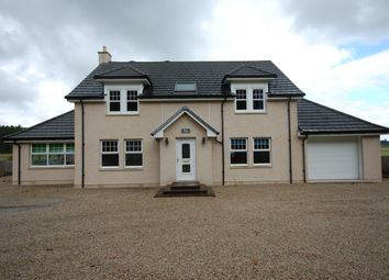 Thumbnail 4 bed detached house for sale in Tynet, Near Buckie