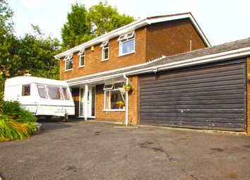 Thumbnail 4 bed detached house for sale in Edge Lane, Britannia
