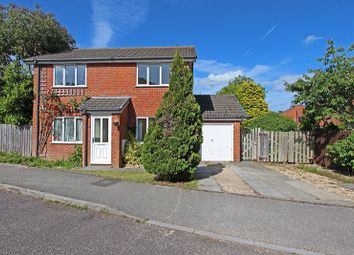 Thumbnail 4 bed detached house for sale in Acacia Road, Hordle, Lymington