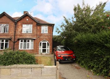 Thumbnail 4 bedroom semi-detached house to rent in Sutton Passeys Crescent, Wollaton, Nottingham