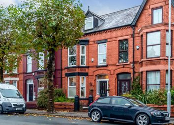 Thumbnail 5 bed terraced house for sale in Greenbank Road, Mossley Hill, Liverpool