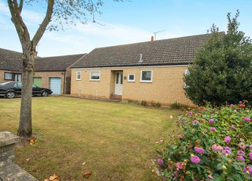 Thumbnail 3 bed detached bungalow for sale in The Meadows, Thetford