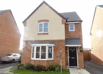 Thumbnail 3 bed detached house for sale in The Green, Church Street, Burbage, Hinckley