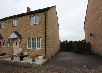 Thumbnail 3 bed semi-detached house for sale in The Barns, Littleport, Ely, Cambridgeshire