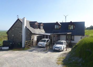 Thumbnail 4 bed farm for sale in Cwmann, Lampeter
