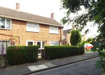 Thumbnail 3 bed end terrace house for sale in Dunsmore Close, Beeston, Nottingham