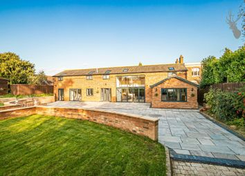Thumbnail 5 bed barn conversion for sale in School Road, Stanford Rivers, Ongar