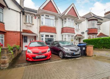 Thumbnail 3 bed terraced house for sale in Cecil Avenue, Wembley