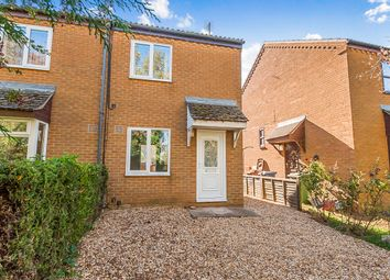 Thumbnail 2 bed semi-detached house for sale in March Road, Turves, Peterborough