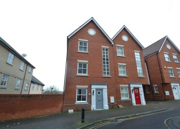 Thumbnail 4 bed town house to rent in St Marys Fields, Colchester