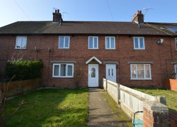 Thumbnail 3 bed terraced house to rent in De Burgh Road, Colchester