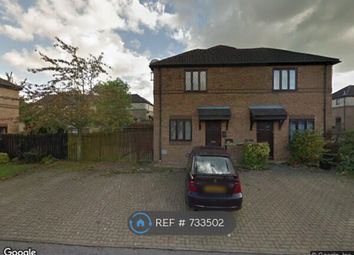 1 bed semi-detached house to rent in Rillington Gardens, Emerson Valley, Milton Keynes MK4