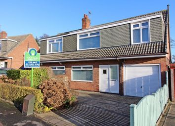 Thumbnail 4 bed semi-detached house for sale in Highwood Grove, Moortown, Leeds