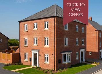 """Thumbnail 4 bedroom semi-detached house for sale in """"Drayton"""" at Mount Street, Barrowby Road, Grantham"""