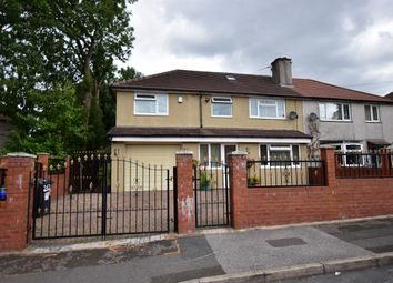 Thumbnail 5 bed semi-detached house for sale in Buttermere Road, Ashton-Under-Lyne