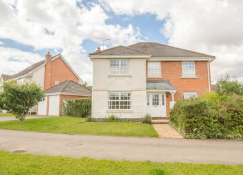 Thumbnail 5 bed detached house for sale in Wentford Court, Haverhill