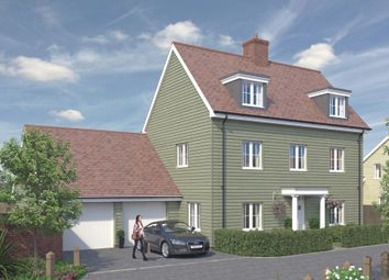 Thumbnail 4 bedroom terraced house for sale in Centenary Way, Off White Hart Lane, Chelmsford, Essex