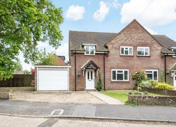 Thumbnail 3 bed semi-detached house for sale in Palm Grove, Guildford
