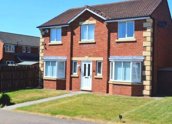 Thumbnail 4 bed detached house to rent in Penryn Close, Darlington