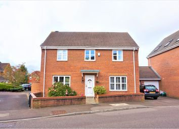 Thumbnail 4 bed detached house for sale in Johnson Road, Emersons Green