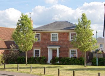 Thumbnail 4 bedroom detached house for sale in Willow Close, Walsham-Le-Willows, Bury St. Edmunds