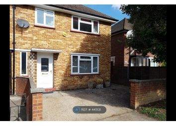Thumbnail 3 bed terraced house to rent in New Peachey Lane, Uxbridge