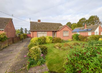 Thumbnail 3 bed detached bungalow for sale in Beck Road, Isleham, Ely