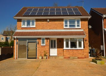 Thumbnail 4 bedroom detached house for sale in Stoney Bank Drive, Kiveton Park, Sheffield