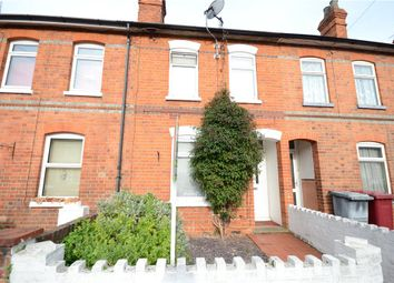 Thumbnail 2 bedroom terraced house for sale in Connaught Road, Reading, Berkshire