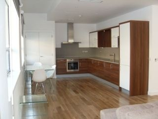 Thumbnail 1 bed flat to rent in Golden Lane, London