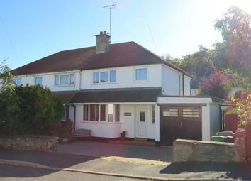 Thumbnail 3 bed semi-detached house for sale in Sunscales Avenue, Cockermouth, Cumbria