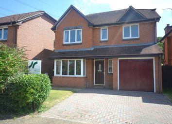 Thumbnail 4 bedroom detached house for sale in Ockley Brook, Didcot