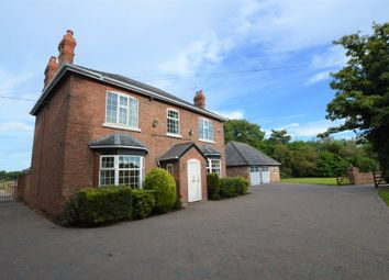Thumbnail 3 bed detached house to rent in Parkgate Road, Woodbank, Chester