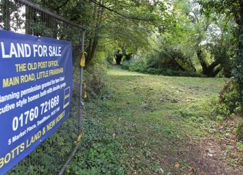 Thumbnail Land for sale in Little Fransham, Dereham